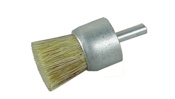 Static Dissipative End Brush