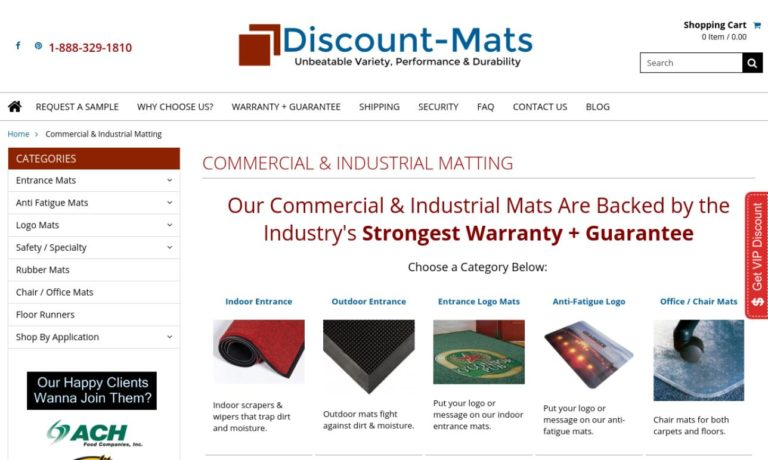 Bargain Suppliers/ Discount-mats.com